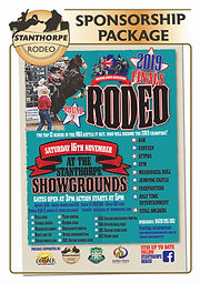 Stanthorpe Rodeo_Sponsorship Package_NRA
