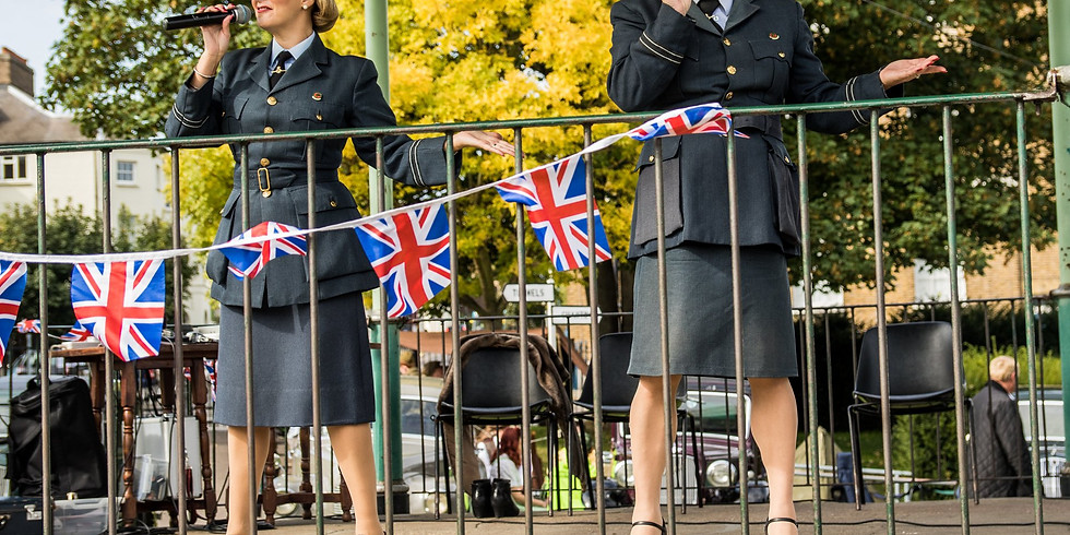 The 1940's Hope and Glory Show