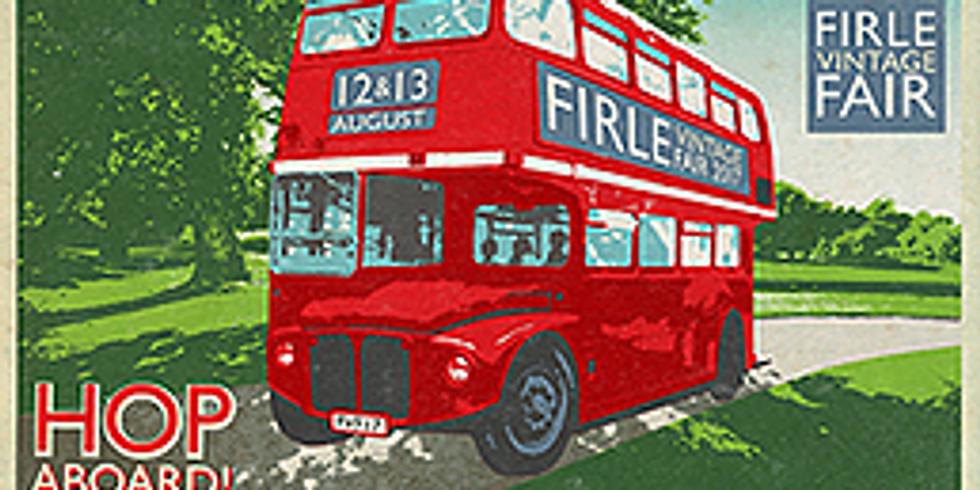 Firle Vintage Fair 2019