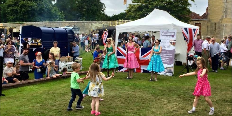 Chiddingstone Castle Summer Vintage Fair 2019