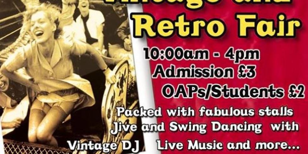 The Big Southend Vintage & Retro Fair