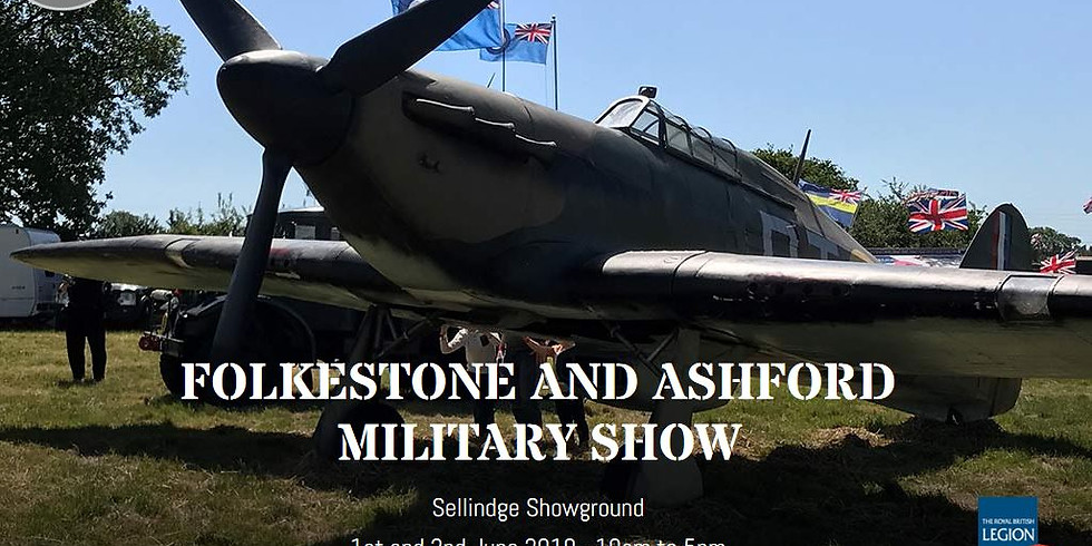 The Folkestone and Ashford Military Show 2019