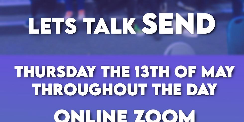 Lets talk SEND conference