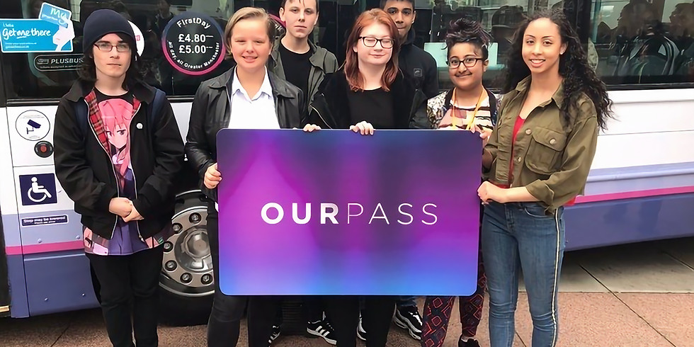 Our Pass Evaluation focus group