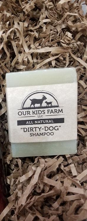 """Dirty-Dog"" Shampoo"
