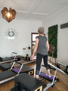 Pilates for functional training