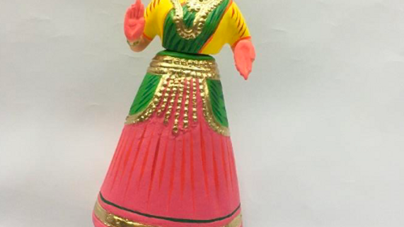 Wooden Dancing doll (Model 2)