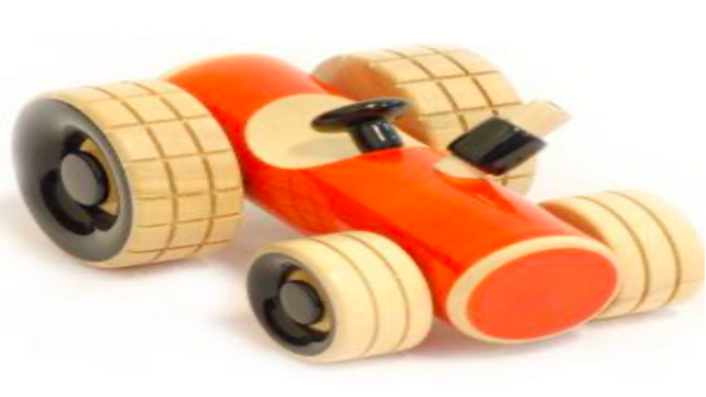 Wooden Jeep (Model 2)