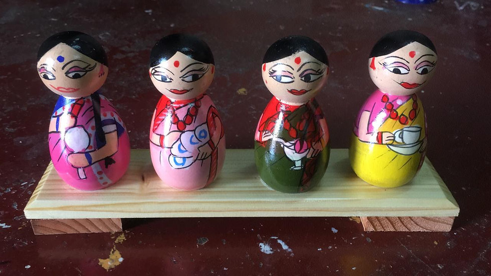 Four Women Set (Limited)
