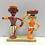 Thumbnail: Wooden Farmer Couple (Model 3)