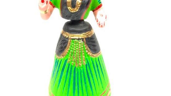 Wooden Dancing doll (Model 3)