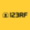 123rf.com logo