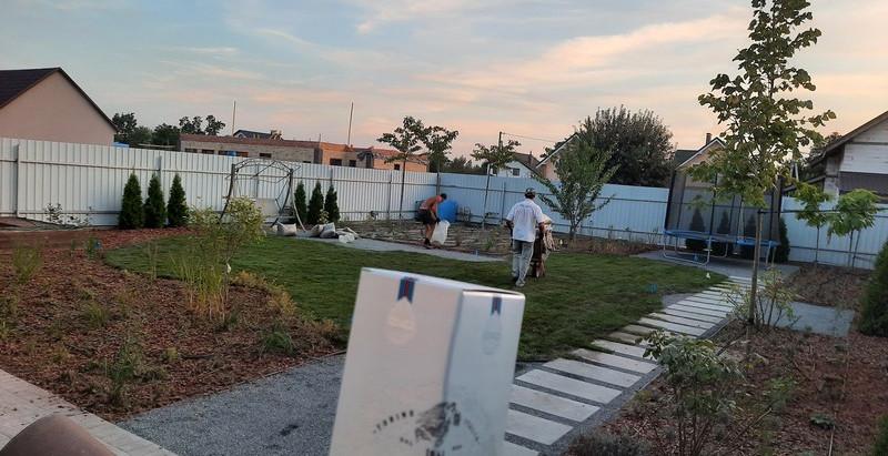 Сад в Скандинавском стиле - идеи для сада