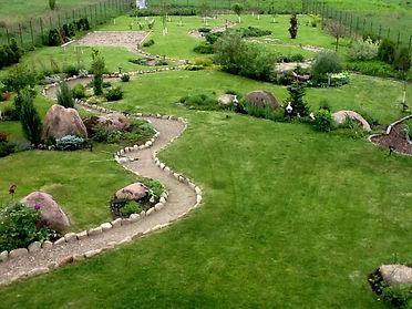 Фотография зеленого и восхитительного ландшафта