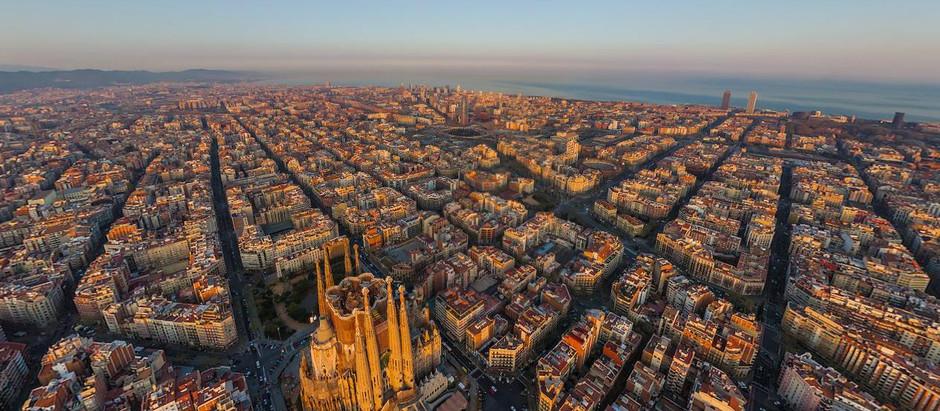 Путешествие в Барселону с компанией Ваш Новый Сад
