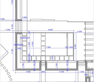 Визуализация ландшафтног проекта участка загородного дома