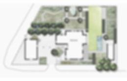 Фото одного из важных составляющих ладшафтного дизайн проекта Генераьного плана. Генплан явялется отпрвной точкой для расчета сметы и контроля за реализацией работ