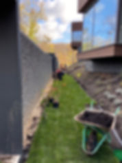 фото благоустройства придомовой терриито