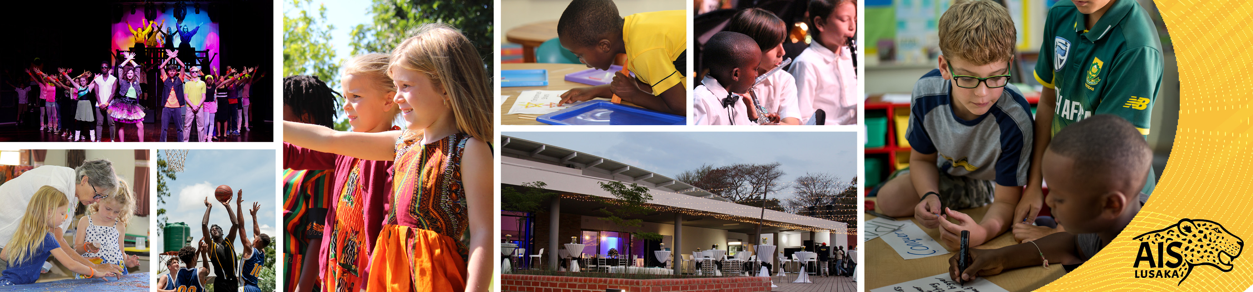 American International school Lusaka 12.
