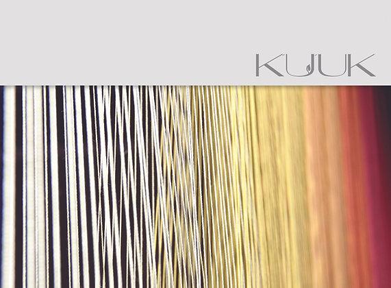 Libro K'u'uk cocina mexicana vanguardista 1a. ed