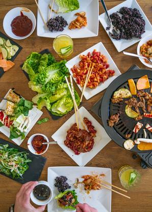 ENDELIG! Koreansk BBQ, Uncle B