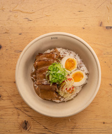 Oslos beste moderne adobo, Kain Filipino Rice Bar