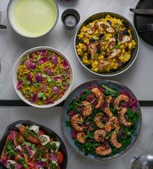 9 retters levert hjem, Modern Catering