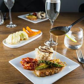 Oslos eneste koreanske fine dining, J2 Restaurant