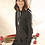 Thumbnail: Independent Trading Co. Women's Special Blend Hooded Sweatshirt Dress