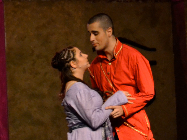 Aida and Radames - AIDA