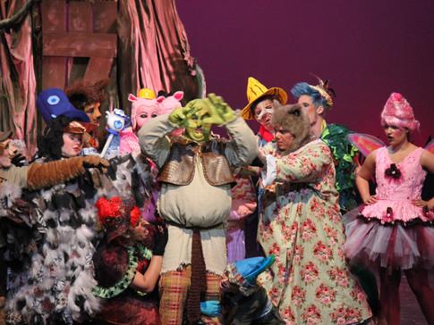 Shrek - Fairy Tale encounter