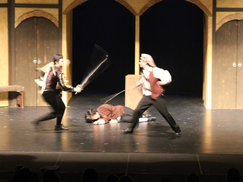 Three Musketeers -