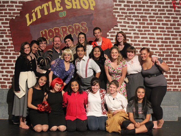 Little Shop of Horrors -Cast