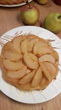 Tatin pear or apples