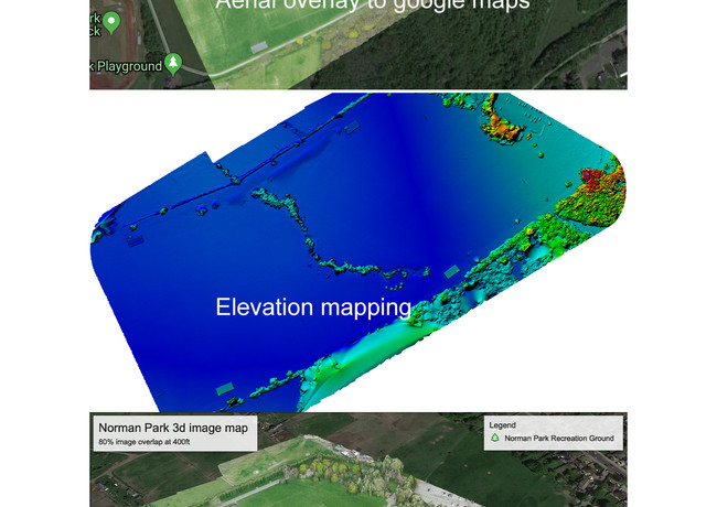 Varied mapping