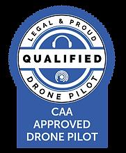 qualied drone pilot