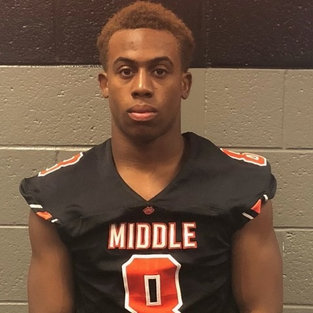 8 Isiah Carr-Wing RB/LB