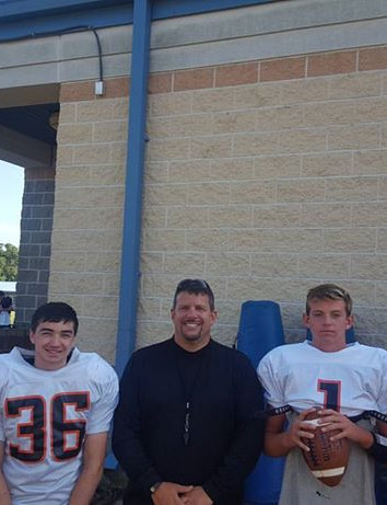 This year's football captains have worke