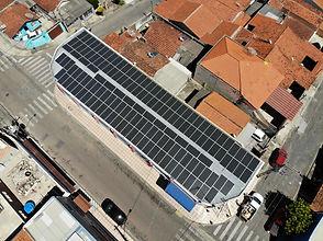 Usina de Geração de Energia Fotovoltaica