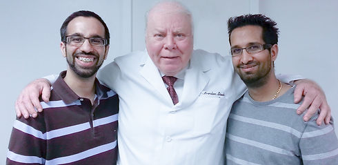 Dr. Brendan C. Stack was a great mentor, teacher and friend of Dr. Rick and Dr. Vick Soordhar who passed away July 24, 2020.    Dr. Stack's was a university-trained orthodontist who limited his practice to treating patients with TMJ Disorders, Headaches/Migraines, and Craniofacial Pain since 1965.  He was a pioneer expert in the field for over 40 years of his career and Dr. Rick Soordhar and Dr. Vick Soordhar were fortunate enough to have been mentored and trained by Dr. Brendan Stack for TMJ Orthodontics, treating TMJ Disorders, and diagnosing TMJ problems such as jaw pain, jaw noises, headaches, migraines, face pain, ear pain, poor balance, dizzyness and bad bites.   Dr. Stack with his vast knowledge and career span treated patients with TMJ Disorders who also had comorbid medical conditions such as Tourette's Syndrome, Cervical Dystonia, Spasmotic Torticollis, Gait Disorders, Poor Balance, Blepharospams, Parkinson's, Multiple Sclerosis and other motor movement disorders.  He treated