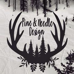 pine needle design