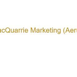 MacQuarrie Marketing (Aerus)