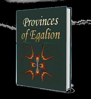 Provinces of Egalion 3D cover