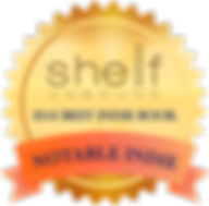Shelf Unbound 2016 Notable 100 badge