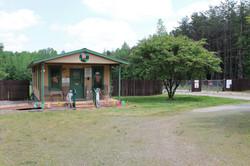 Bar S Ranch Office