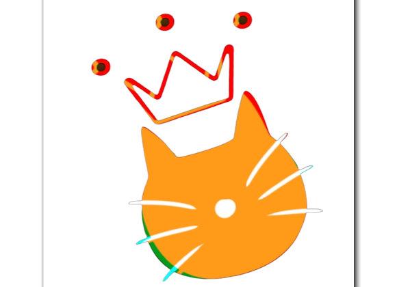 logo queen eleanor | Magnet