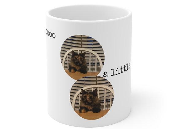 a little service? | Ceramic Mug 11oz