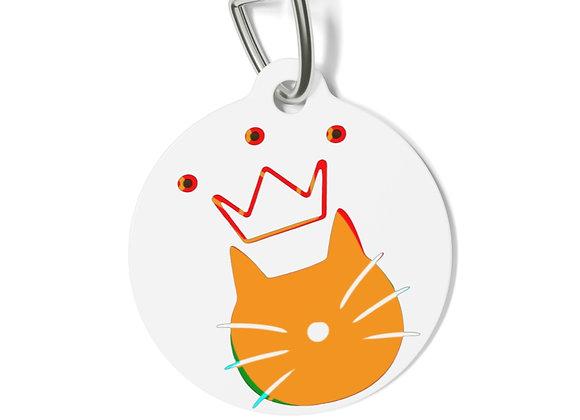 queen eleanor   Pet Tag