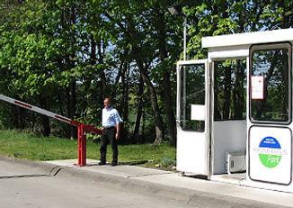 Sichereit Überwachung Security Hammestein Park