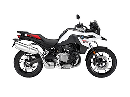 BMW F750GS - Driving Area